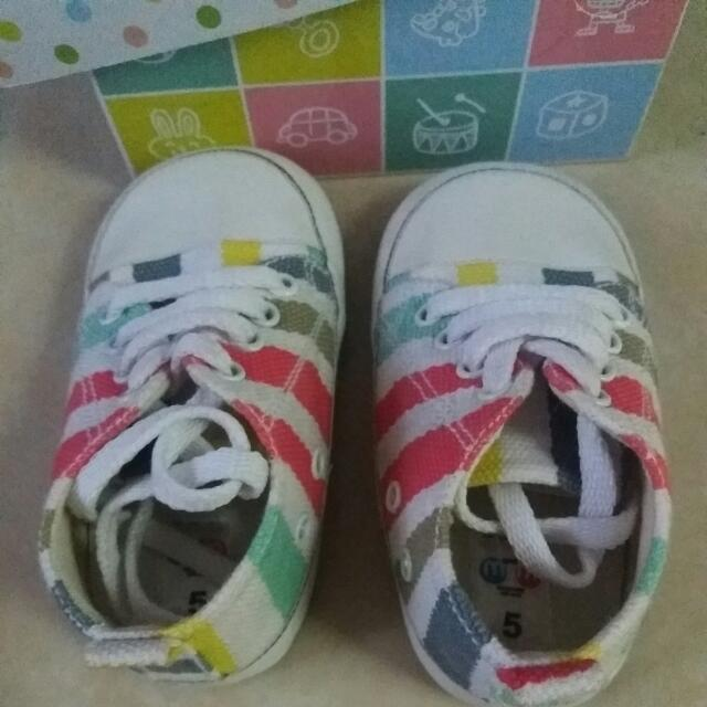 Baby Shoes Merk M and M