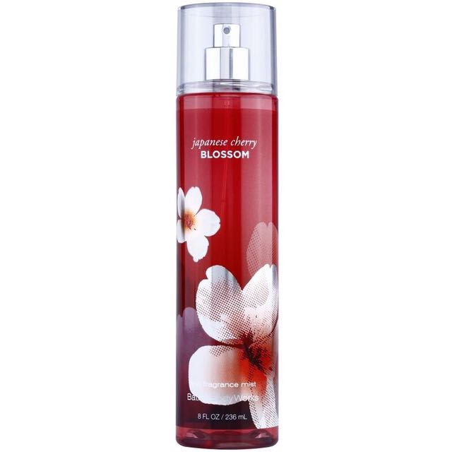 Bath & Body Works Body Mist Japanese Cherry Blossom 236ml