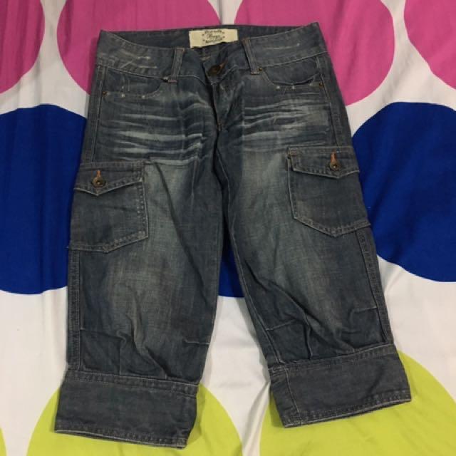 BAYO Maong Cargo Pants