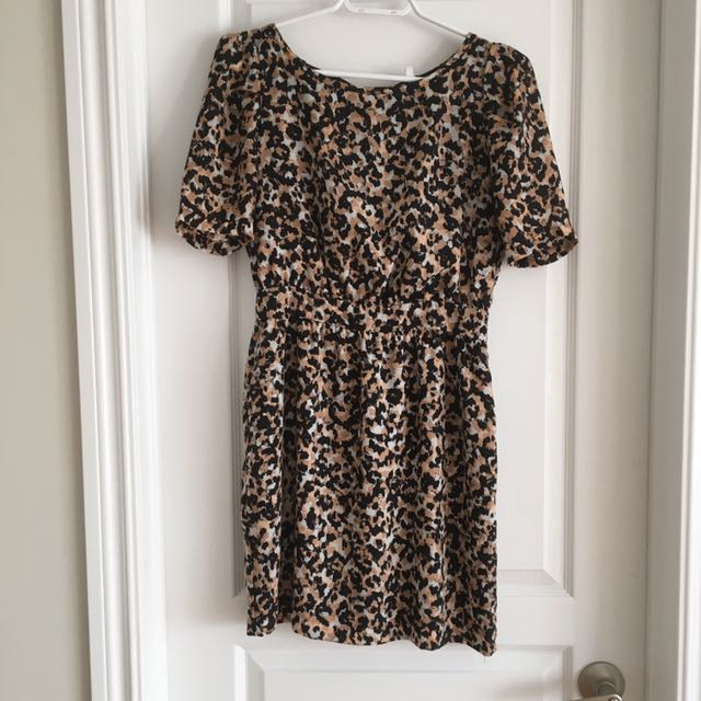 BCBG summer Dress Size 6