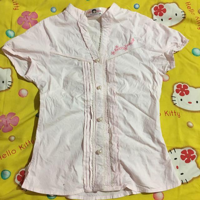 Betty Boop Shirt