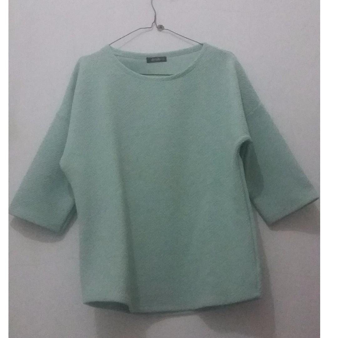 blouse details