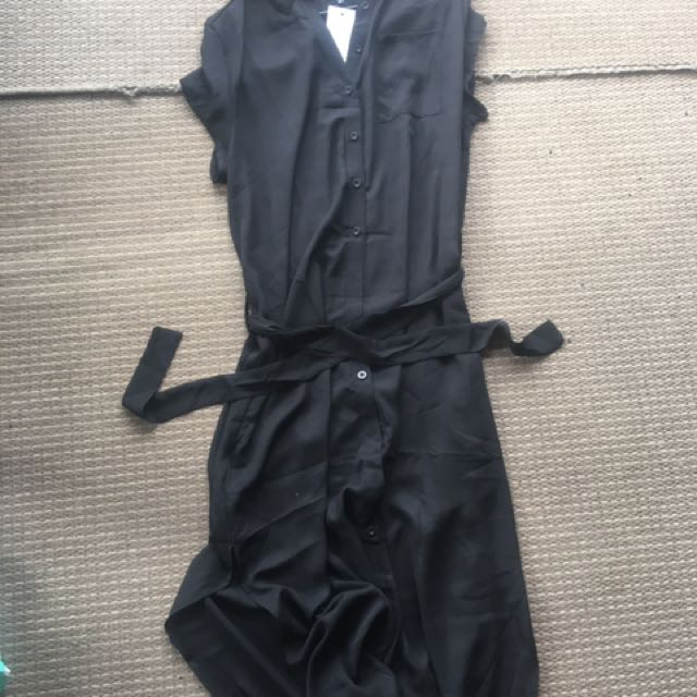 Boohoo Sz16 Maxi Dress