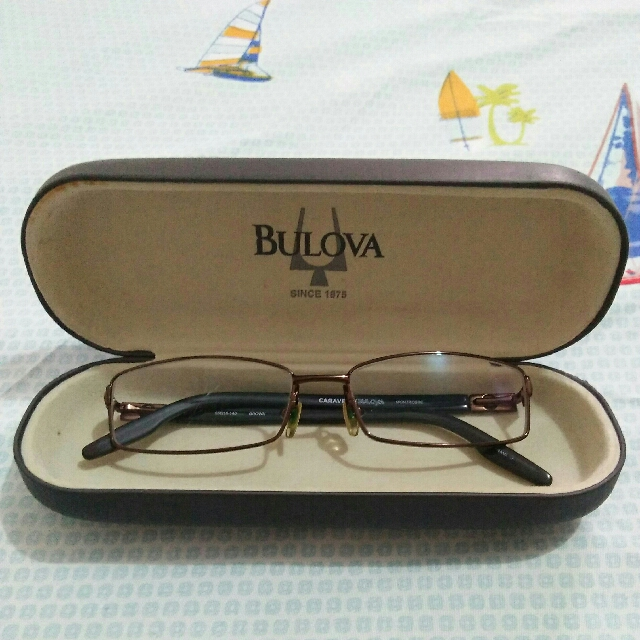 Bulova Anti Radiation Glasses