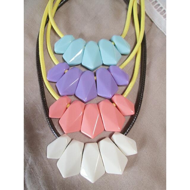 Byra Necklace Tangan Manis Kalung Handmade Jewelry