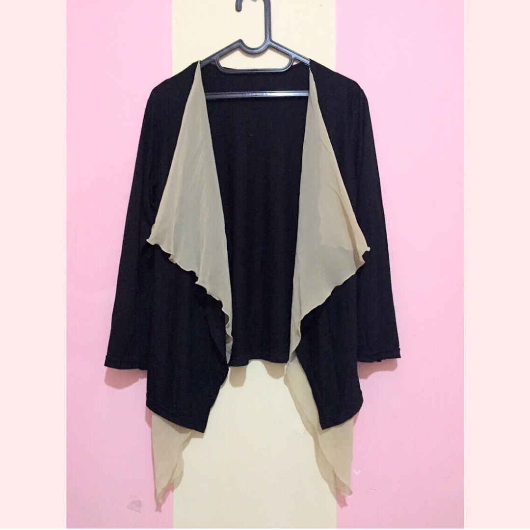 Cardigan Rimple Black
