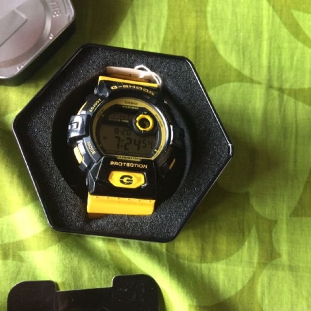 CASIO- G-Shock