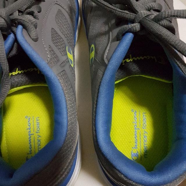 Champion Memory Foam Rubber Shoes