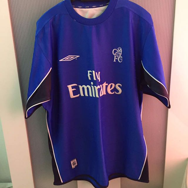 the best attitude c43e4 e99e1 Chelsea Vintage Umbro Training Kit