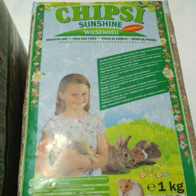 chipsi hay
