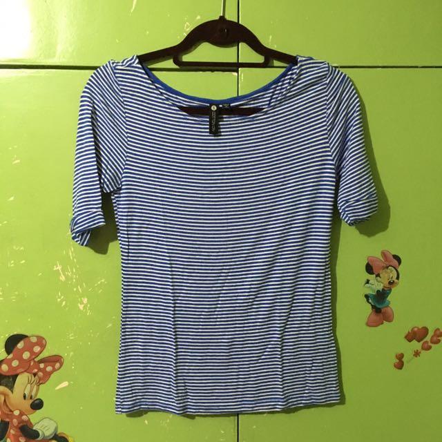 Cotton On stripe blouse