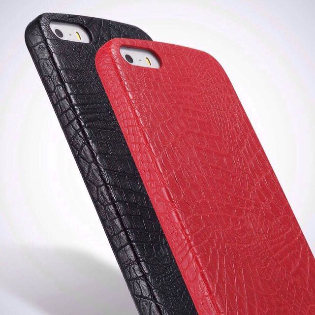 Croc Skin Case for iphone 5/5s/s