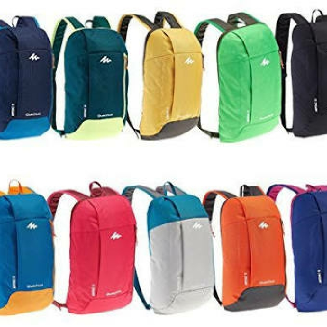 Decathlon 10l Backpack Sports Athletic Sports Clothing On Carousell