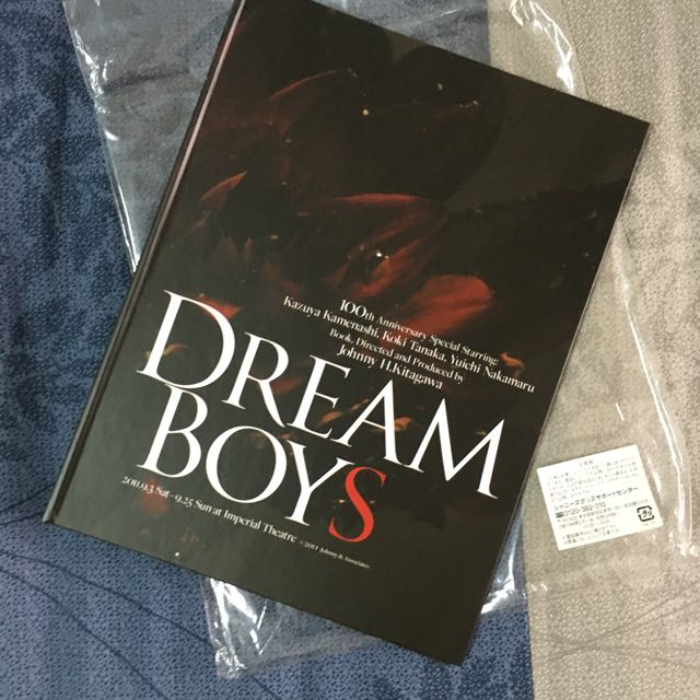 Dream Boys 夢男孩 音樂劇 相本龜梨和也 傑尼斯