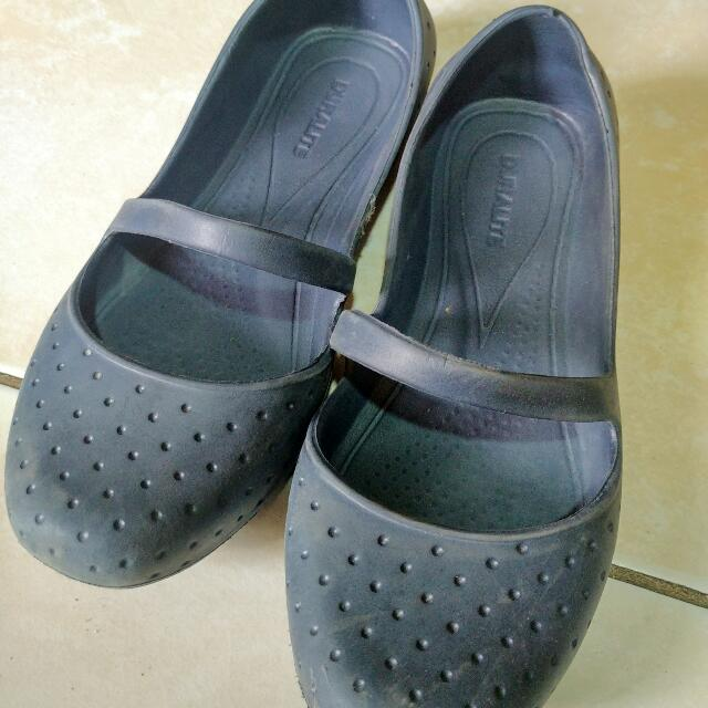 Duralite Blue Flats