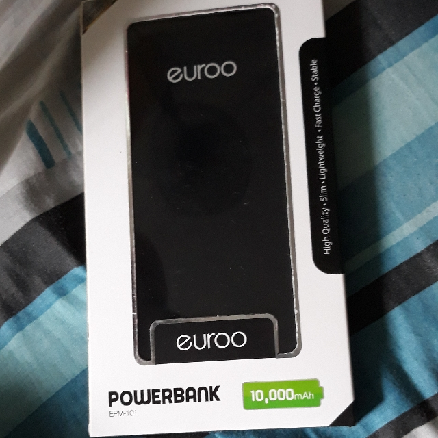 Euroo Powerbank
