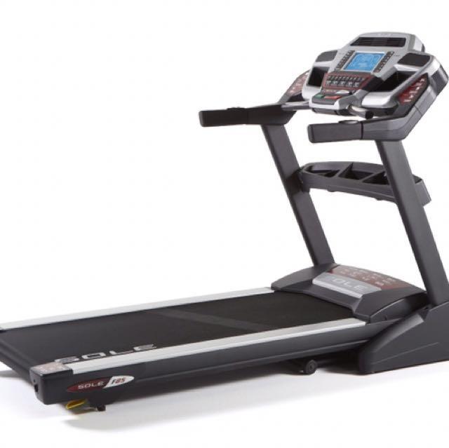 Worn Treadmill Deck: F85 Treadmill, Sports, Sports & Games Equipment On Carousell