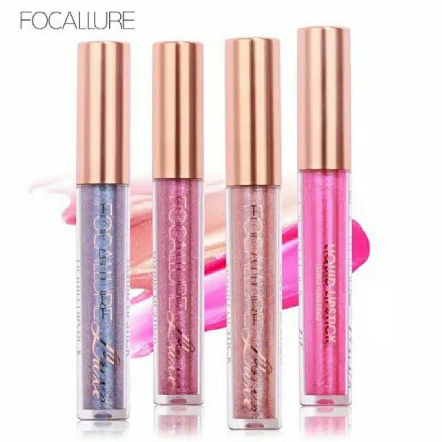 Focallure Metallic Liquid Lipstick LUXE EDITION