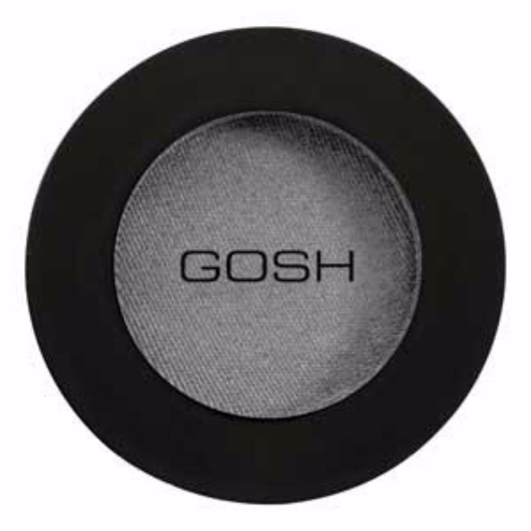 Gosh Mono Eye Shadow - Metallic Grey
