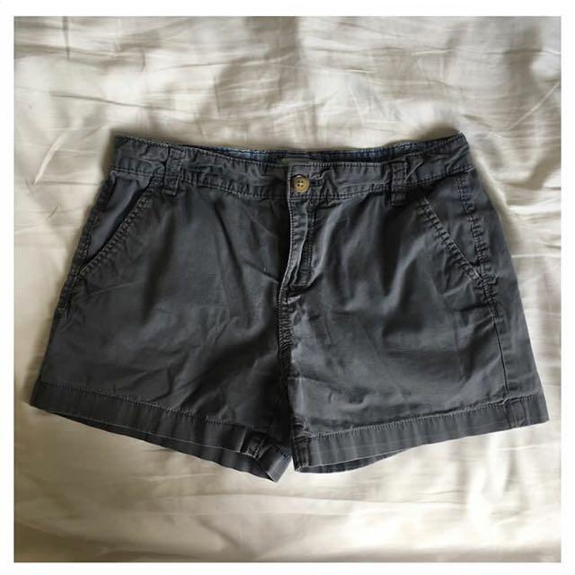 Grey GAP Shorts