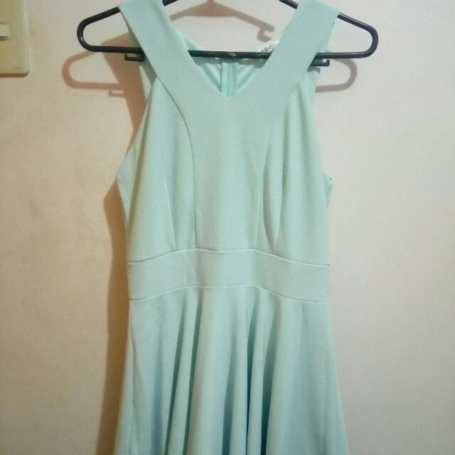 Halter Dress (SM Dept Store)