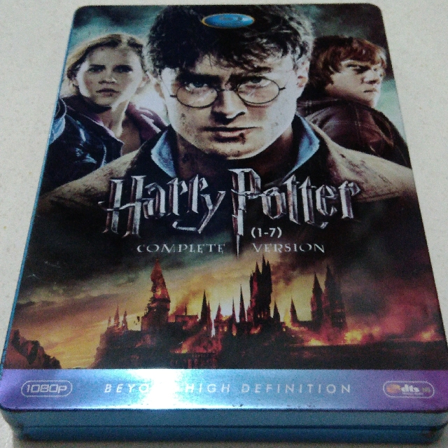 Harry Potter DVD (Complete)