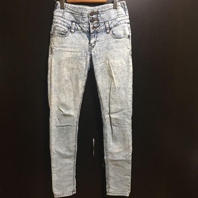 High Waist Jeans (size 5)