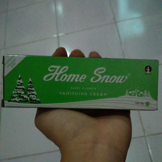 HomeSnow Vanishing Cream 39gr