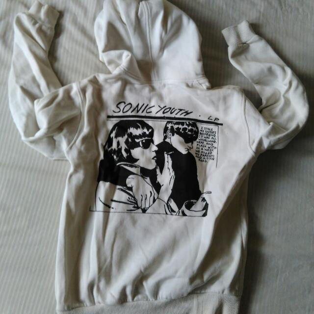 Hoodie Sonic Youth