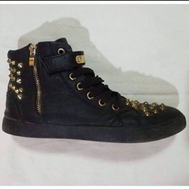 HUMAN Studded Shoes