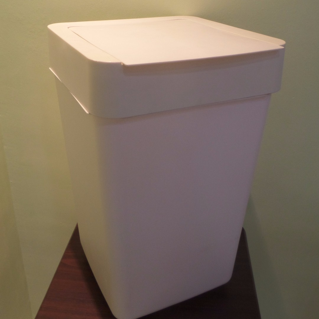 Ikea Fibbe Bin With Removal Lid Furniture Others On Carousell
