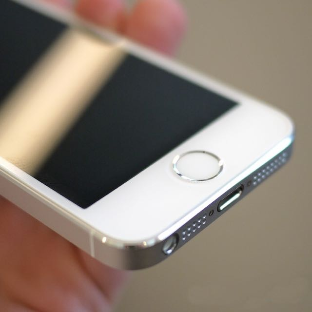 iPhone 5s Silver Openline