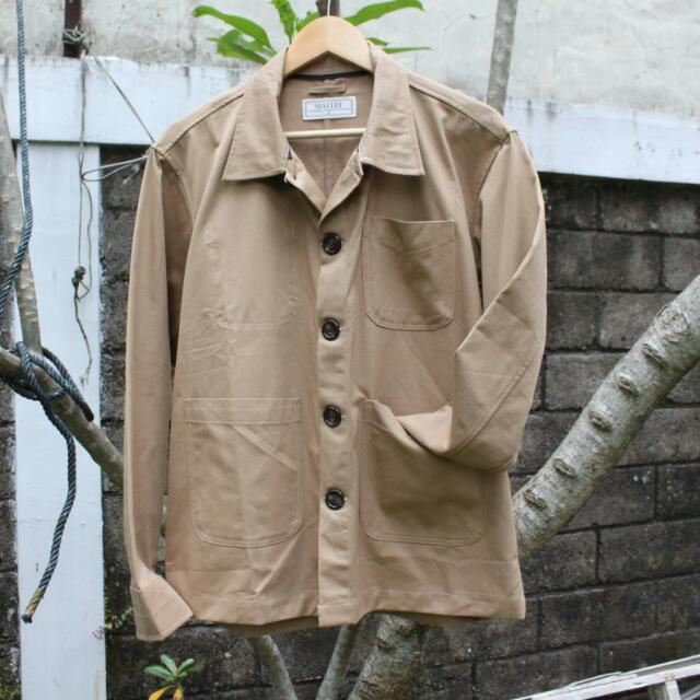 jacket coverall MAITRE ( Local Brand)