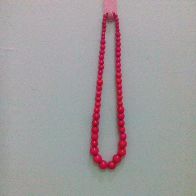 Kalung Bali Pink