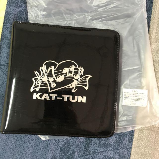 KAT-TUN 早期周邊商品 傑尼斯 龜梨 赤西