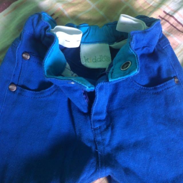 KIDDOS Toddler Fitted/baston Pants