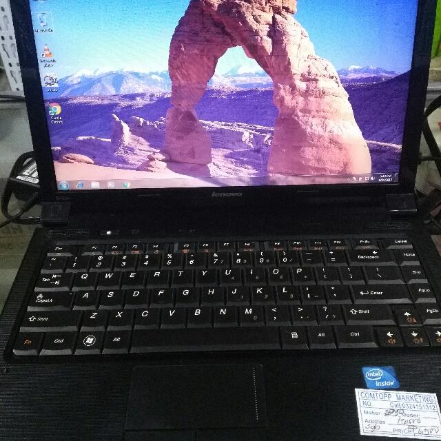 Laptop secondhand