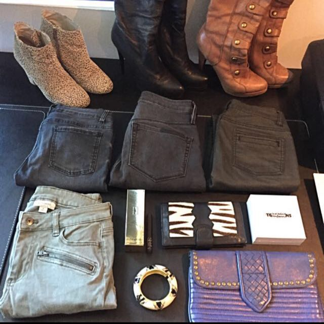 Local and o/s designer sale (new & used)