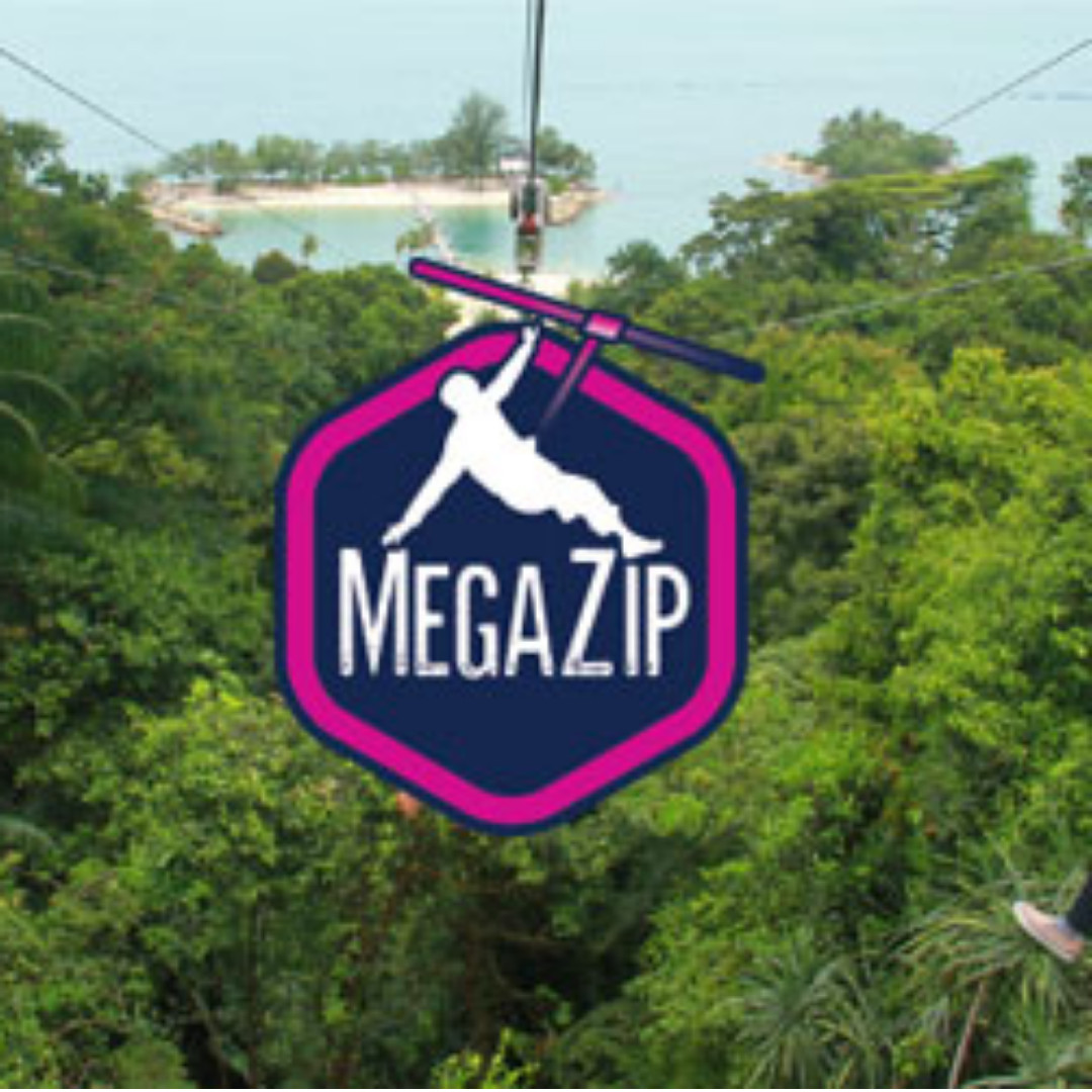 Mega Adventure Park * E-ticket