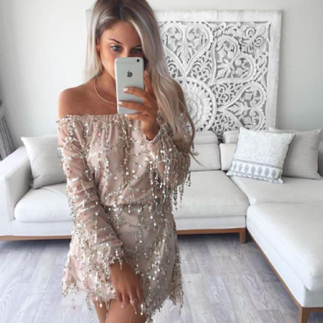 Miss holly Minx Dress