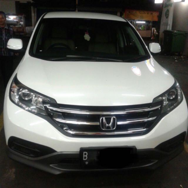 Mobil Honda CRV 2013