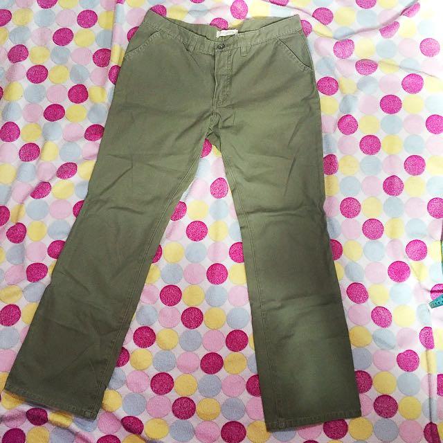 Penshoppe Khaki Pants