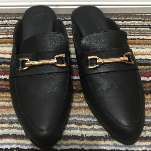 mule shoes (local brand) mycca
