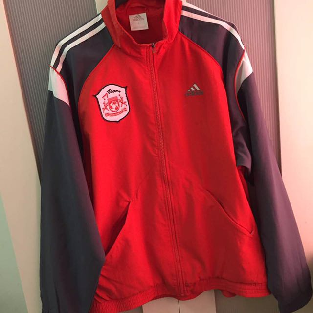 41b836baad7 My Team Adidas Top Tracksuit, Sports, Athletic & Sports Clothing on ...