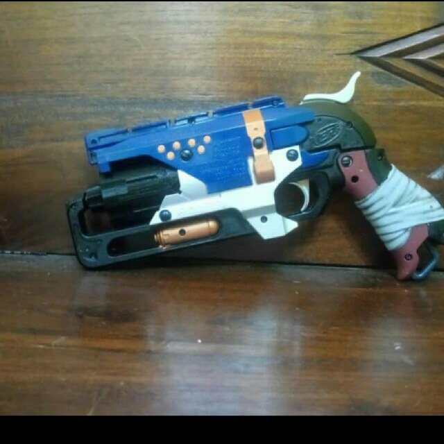 Nerf Spraypaint/Paint job Service