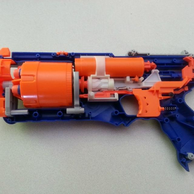 Nerf Strongarm Modification Service