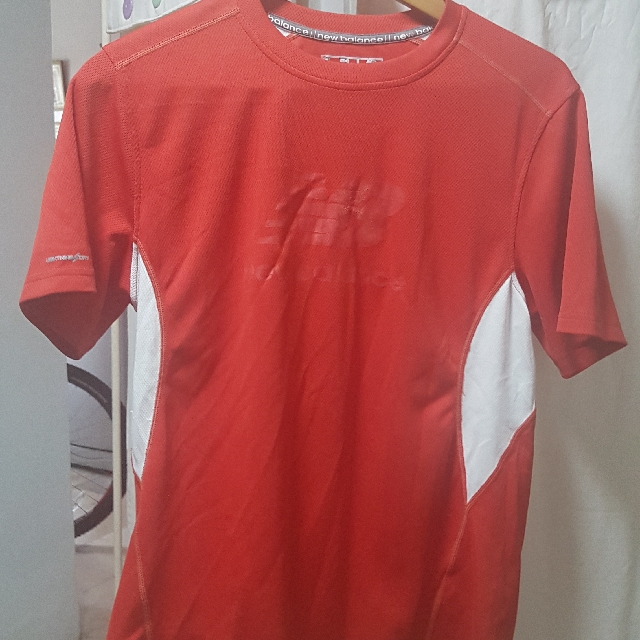 New Balance Drifit Shirt