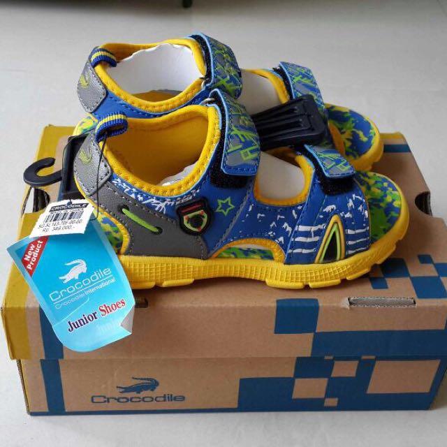 NEW Crocodile Sepatu Sandal Anak2