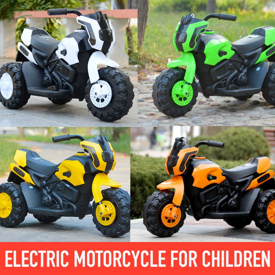 [New Model] Electric Motorcycle Scooter For Kids