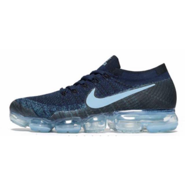 e4b3ff57b0a27 Nike Air Vapormax Obsidian Blue